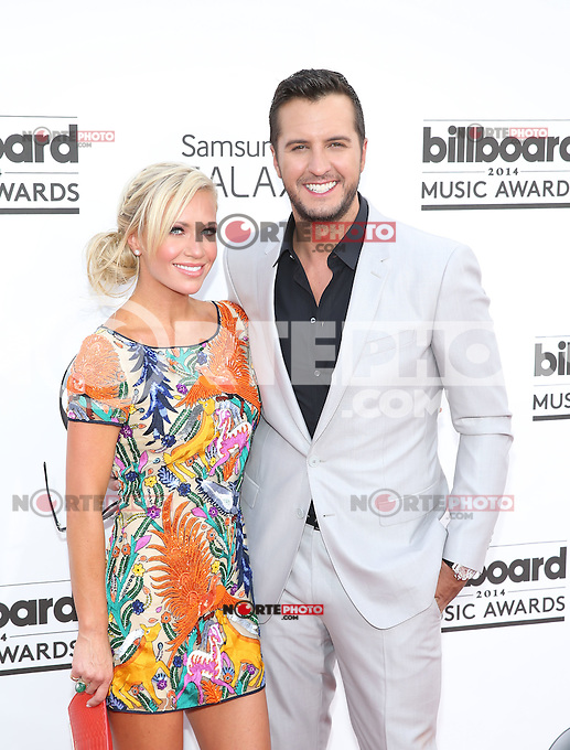 LAS VEGAS, NV - May 18 : Luke Bryant pictured at 2014 Billboard Music Awards at MGM Grand in Las Vegas, NV on May 18, 2014. ©EK/Starlitepics