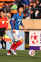 Takashi Kanai (F Marinos), DECEMBER 29, 2011 - Football / Soccer : 91st Emperor's Cup semifinal match between Yokohama F Marinos 2-4 Kyoto Sanga F.C. at National Stadium in Tokyo, Japan. (Photo by Hiroyuki Sato/AFLO)