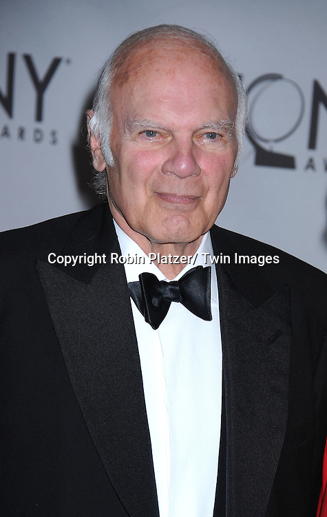 Steven Roth attending the 65th Annual Tony Awards at The Beacon Theatre in New York City on June 12, 2011.