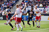 Philadelphia Union vs New York Red Bulls May 13 2012