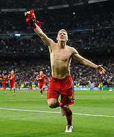 Fussball Uefa Champions League 2011/12, Halbfinale: Real Madrid - FC Bayern Muenchen