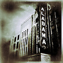 The Alabama Theatre made with an iPhone 4s using the Hipstamatic App and edited with Snapseed