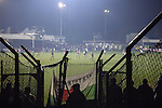 Merthyr Tydfil 1 Walsall 2, 04/11/2005. Penydarren Park, FA Cup 1st Round. Photo by Simon Gill