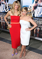 BEVERLY HILLS, CA, USA - NOVEMBER 19: Laura Dern, Reese Witherspoon arrive at the Los Angeles Premiere Of Fox Searchlight Pictures' 'Wild' held at the AMPAS Samuel Goldwyn Theater on November 19, 2014 in Beverly Hills, California, United States. (Photo by Xavier Collin/Celebrity Monitor)