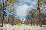 11.13.14 Campus Scenic 28035.JPG by Barbara Johnston/University of Notre Dame