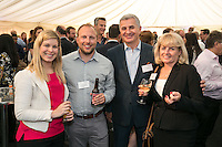Pictured from left are Sophie Robinson of Eversheds, Simon Leadley of Managed Business Communications, Neil Harvey of Levantar and Jill Tomasin of Gateley Plc