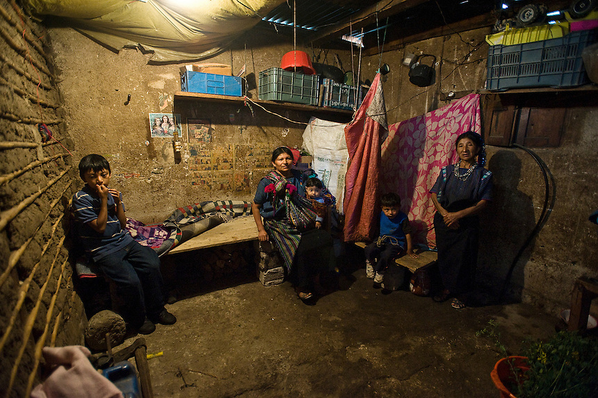 Poverty Plagues The Indigenous In Guatemala With A Low