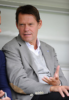 FUSSBALL   DFB POKAL   SAISON 2011/2012  1. Hauptrunde VfB Oldenburg - Hamburger SV                             30.07.2011 Sportchef Frank ARNESEN (Hamburger SV)
