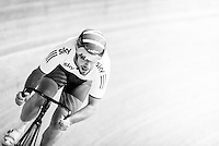 Picture by Russell Ellis/russellis.co.uk/SWpix.com - 11/12/2015 - Cycling - Track - Great Britain's Mark Cavendish in training.