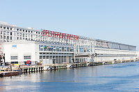 The Black Falcon Cruise Port (also known as Cruiseport Boston) in Boston, Massachusetts