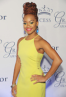 NEW YORK, NY - OCTOBER 24: Camille A. Brown attends the 2016 Princess Grace Awards Gala at Cipriani Broadway on October 24, 2016 in New York City. Photo by John Palmer/MediaPunch