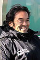 Yoshimasa Suda (Keio),.DECEMBER 25, 2011 - Football / Soccer :.Keio University head coach Yoshimasa Suda before the 60th All Japan University Football Championship semifinal match between Keio University 1-2 Meiji University at Nishigaoka Stadium in Tokyo, Japan. (Photo by Hiroyuki Sato/AFLO)