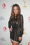 Pussycat Dolls' Robin Antin attends the world premiere of the Lifetime Original Movie Event, Steel Magnolias held at the Paris Theater, NY  10/3/12