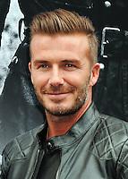 NEW YORK CITY, NY, USA - SEPTEMBER 09: David Beckham arrives at the 'Belstaff: Off Road/David Beckham' Book Signing held at the Belstaff House on September 9, 2014 in New York City, New York, United States. (Photo by Celebrity Monitor)