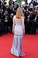 """Jessica Chastain at the """"Okja"""" premiere during the 70th Cannes Film Festival at the Palais des Festivals on May 19, 2017 in Cannes, France. (c) John Rasimus /MediaPunch ***FRANCE, SWEDEN, NORWAY, DENARK, FINLAND, USA, CZECH REPUBLIC, SOUTH AMERICA ONLY***"""