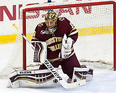 Ryan Edquist (BC - 35) - The Harvard University Crimson defeated the visiting Boston College Eagles 5-2 on Friday, November 18, 2016, at Bright-Landry Hockey Center in Boston, Massachusetts.{headline] - The Harvard University Crimson defeated the visiting Boston College Eagles 5-2 on Friday, November 18, 2016, at Bright-Landry Hockey Center in Boston, Massachusetts.