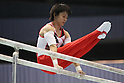 Kenya Kobayashi (JPN), JULY 2, 2011 - Artistic gymnastics : Japan Cup 2011 Men's Team Competition Parallel Bars at Tokyo Metropolitan Gymnasium, Tokyo, Japan. (Photo by YUTAKA/AFLO SPORT) [1040]
