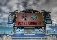 USWNT vs China, December 15, 2012
