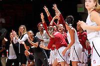 Stanford Basketball W vs Gonzaga, November 18, 2016