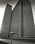 Century City Building 1969. 'Crowded Vacancy'