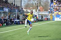 VOETBAL: LEEUWARDEN: 30-03-2014, Cambuurstadion, SC CAMBUUR - AZ, uitslag 0-0, ©foto Martin de Jong