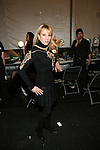 Zang Toi Backstage: Mercedes-Benz Fashion Week Fall 2014