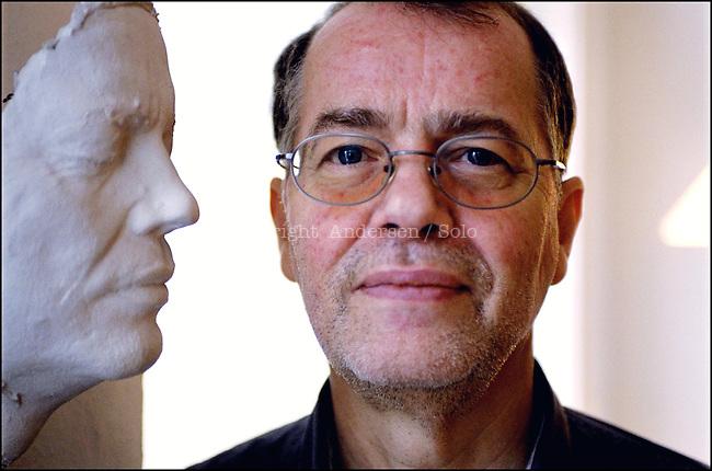 Volker Braun, Berlin 2001.