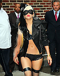 """Celebrities visit """"Late Show with David Letterman"""" May 23, 2011"""