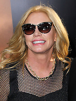 """HOLLYWOOD, LOS ANGELES, CA, USA - MAY 08: Shannon Tweed Simmons at the Los Angeles Premiere Of Warner Bros. Pictures And Legendary Pictures' """"Godzilla"""" held at Dolby Theatre on May 8, 2014 in Hollywood, Los Angeles, California, United States. (Photo by Xavier Collin/Celebrity Monitor)"""