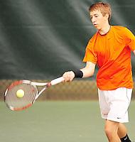 Ryan McLean -  Big Eight boys conference tennis tournament