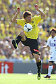 Naoya Kondo (Reysol), .APRIL 28, 2012 - Football /Soccer : .2012 J.LEAGUE Division 1 .between Kashiwa Reysol 1-1 Sagan Tosu .at Kashiwa Hitachi Stadium, Chiba, Japan. .(Photo by YUTAKA/AFLO SPORT) [1040]