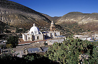 Real de Catorce, Mexico