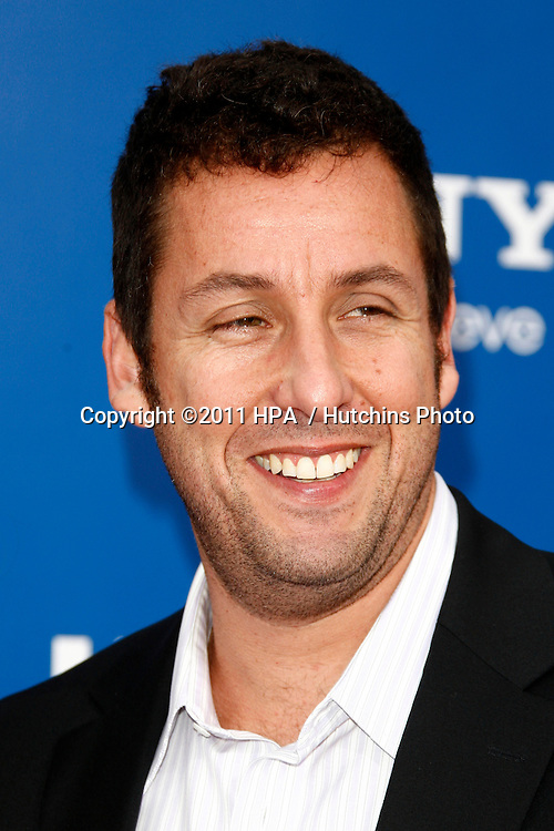 LOS ANGELES - NOV 6:  Adam Sandler arrives at the Jack and Jill Premiere at Regency Village Theatre on November 6, 2011 in Westwood, CA