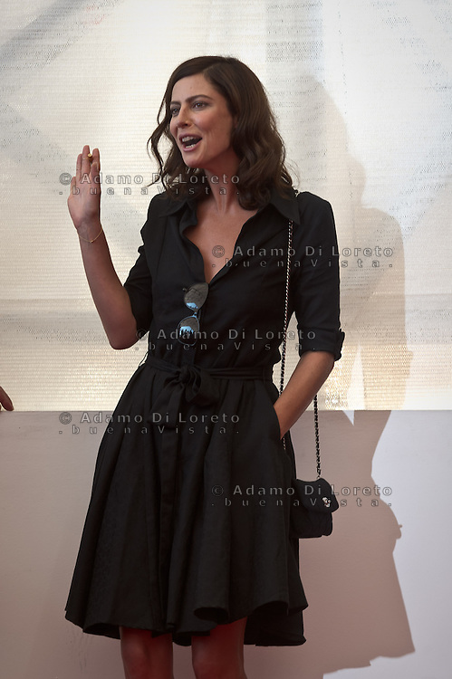 Anna Mouglalis attends 'La Jalousie' Photocall during the 70th Venice International Film Festival at Palazzo del Casino on September 5, 2013 (Photo by Adamo Di Loreto/BuenaVista*photo)