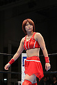 Ayumi Kurihara, OCTOBER 3, 2010 - Pro Wrestling :..Pro Wrestling WAVE event at Korakuen Hall in Tokyo, Japan. (Photo by Yukio Hiraku/AFLO)