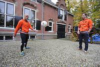 SCHAATSEN: YSBRECHTUM, 23-10-2015, , Team4Gold perspresentatie, Koen Verweij, ©foto Martin de Jong