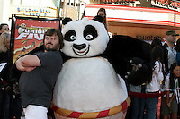 Kung Fu Panda DVD Launch