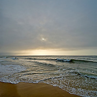 Atlantic Ocean, New York, Long Island, East Hampton, Georgica Beach