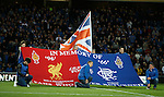 Rangers remember the fans who never returned from Hillsborough in 1989 and Ibrox in 1971 with a minutes silence before the match