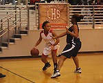 Lafayette High vs. Lewisburg girls basketball at LHS on Tuesday, February 2, 2010 in Oxford, Miss.