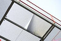 ALGEMEEN: JOURE: 16-07-2015, meisje zakt door vloer uitkijktoren en valt naar naar beneden, ©foto Martin de Jong