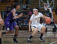 CAL (W) Basketball vs. Northwestern, November 24, 2013