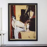 "Berberian: , Digital Print, Image Dims. 52.5"" x 39.5"", Framed Dims. 59"" x 46"""
