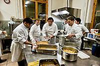 4 Chef per la Caritas
