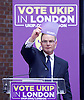 UKIP launch London Manifesto 2016 <br /> with Candidates for mayor and the London Assembly <br /> at the Emmanuel Centre, London, Great Britain <br /> 19th April 2016 <br /> <br /> Peter Whittle <br /> Candidate for mayor of London <br /> <br /> <br /> <br /> <br /> Photograph by Elliott Franks <br /> Image licensed to Elliott Franks Photography Services