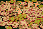 Chips at Nevada, Caesars Palace and Casino, gaming, gambling, poker, NV, Las Vegas, nvlvcity220.Copyright: Lee Foster, www.fostertravel.com, 510-549-2202,lee@fostertravel.com