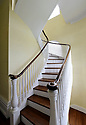 The 13-acre estate and home of the Conwills will be open on the Pass Christian Historical Society Garden party and home tour this year, featuring winding stairwell.