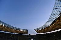FUSSBALL  DFB POKAL FINALE  SAISON 2015/2016 in Berlin FC Bayern Muenchen - Borussia Dortmund         21.05.2016 Uebersicht Berliner Olympia Stadion