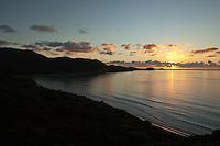 Reef Bay Sunrise.Virgin Islands National Park.St. John.U.S. Virgin Islands