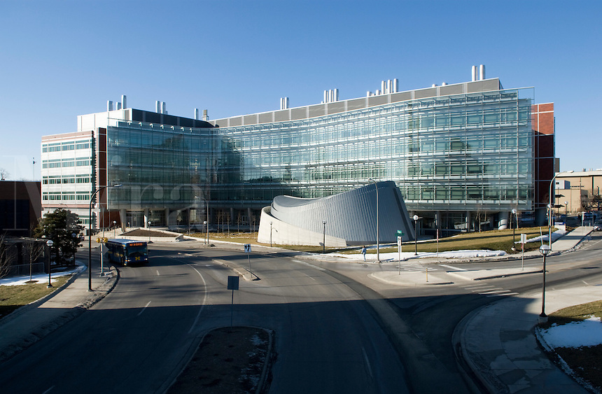 Biomedical Science Research Building, University of Michigan, Ann Arbor, Michigan